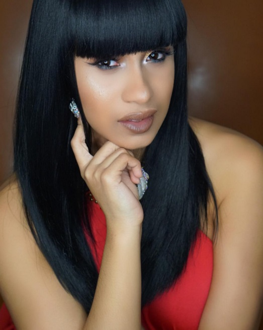 Cardi B Goes Off On Haters Who Think She's A Wannabe ...