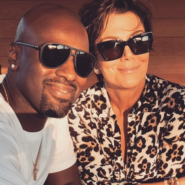 Kris Jenner Debunks Breakup rumors