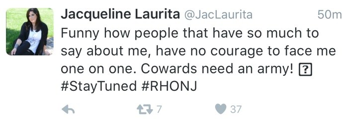 Jacqueline Laurita Is Real Housewives Pain In The A