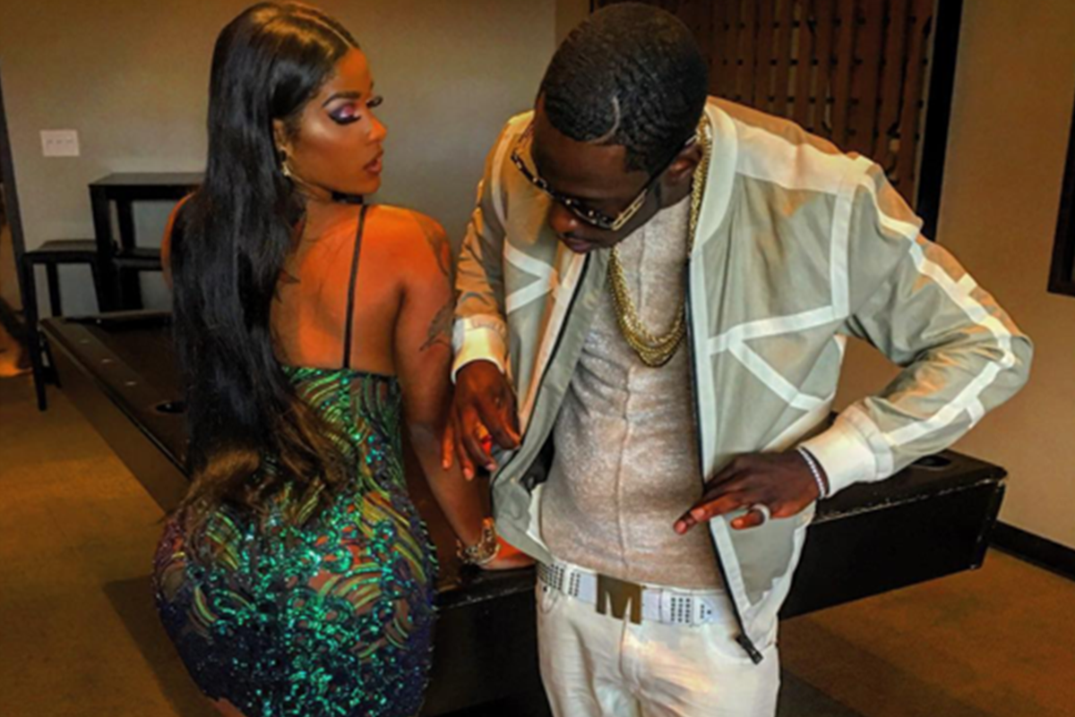 What 39 S Up With Joseline Hernandez Young Dro Celebnreality247