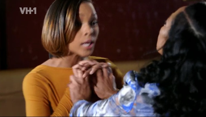 Karlie Redd Gets Her Faced Cracked By Lyfe's Baby Mama