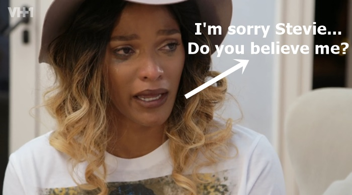 LHHATL EXPOSED Pt 2: Stevie J Done with Pregnant Joseline