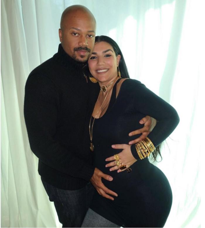 Shahs Star Asa Soltan Rahmati + Jermaine Jackson II Expecting Baby
