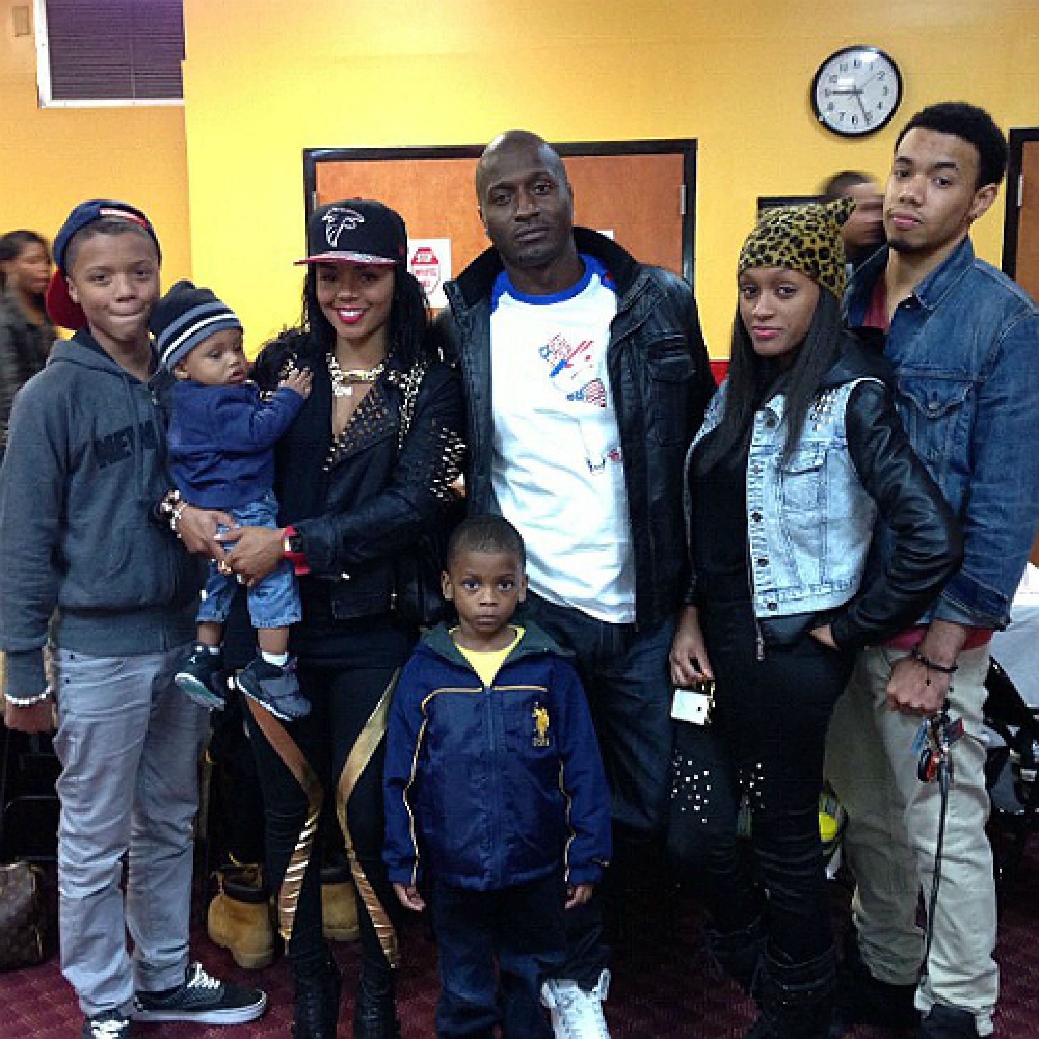 Gay Man Claims Rasheeda & Kirk Frost Son Is His Lover