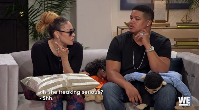 Margeaux Simms + KeKe Wyatt Almost Come To Blows