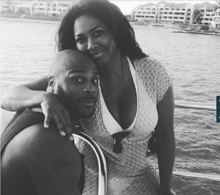 Kenya Moore Weighs in on Matt Jordan