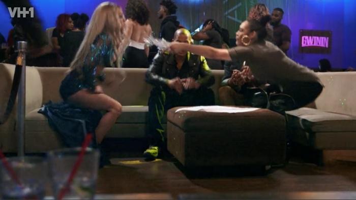 Love & Hip Hop 7 Ep 10: Rich Dollaz and Cisco Makeup; MariahLynn + Major Galore Fight