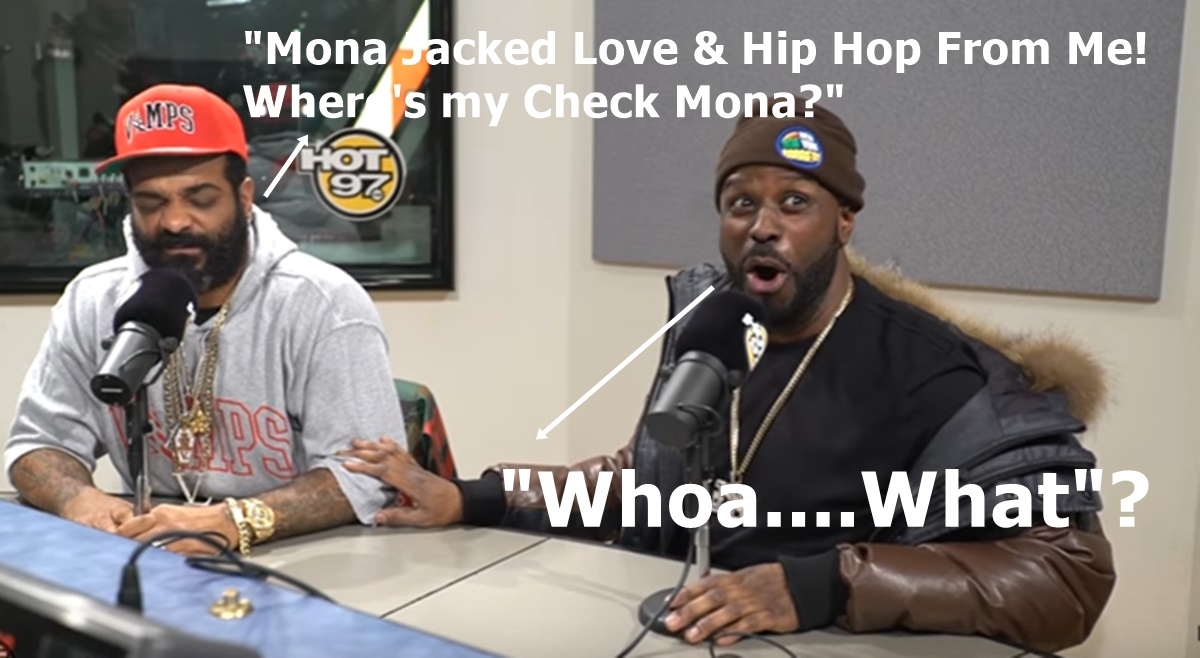 Jim Jones Set The Record Straight: 'Mona Scott Young Jacked Love & Hip Hop From Me'