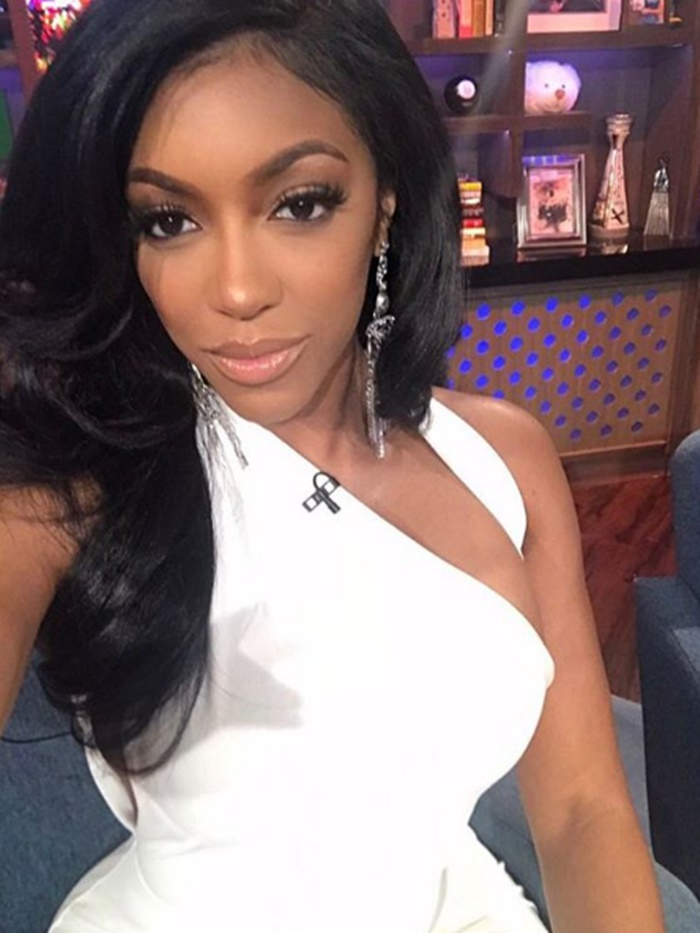 Petty Porsha Getting Blasted For 'Admitting To Lying' About Kandi