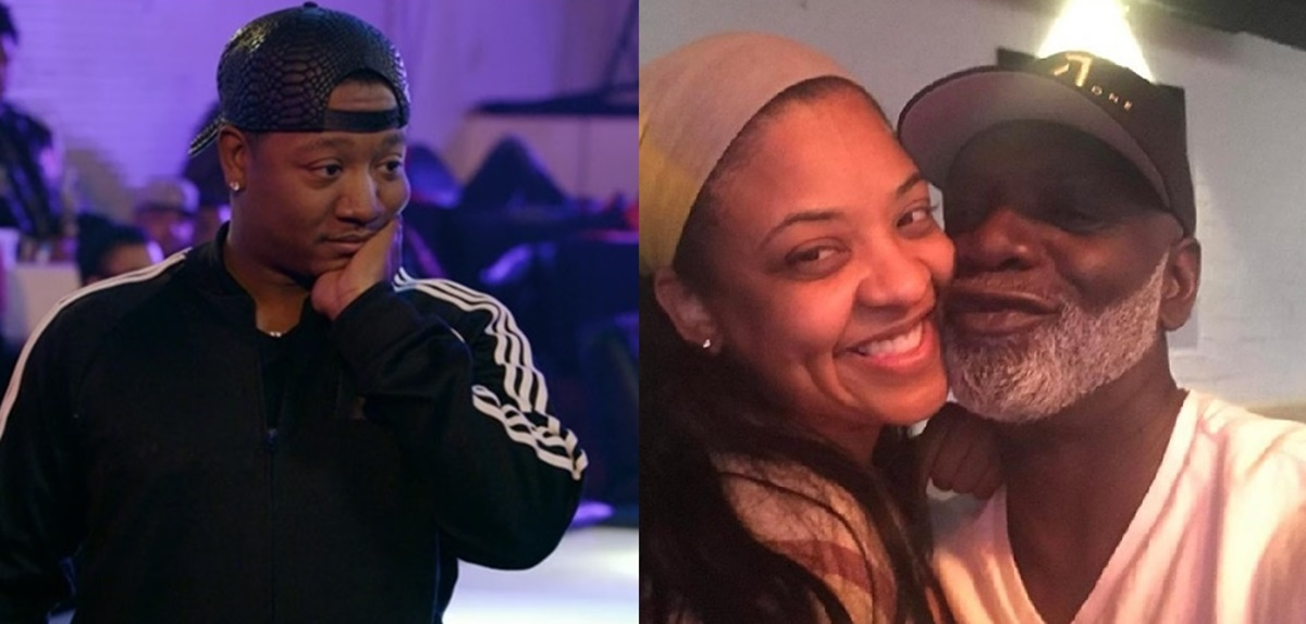 Peter Thomas and Yung Joc's Baby Mama, Sina Bina Dating