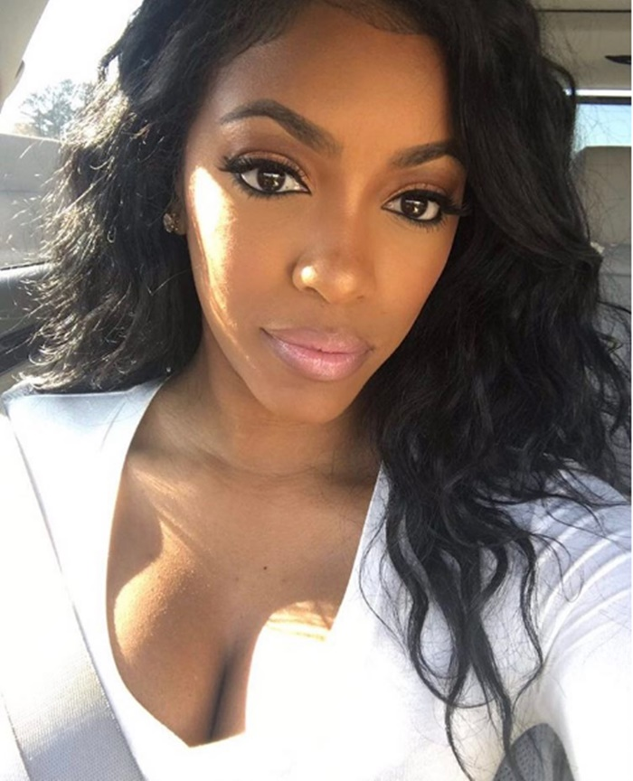 Porsha Williams On Real Housewives Chopping Block