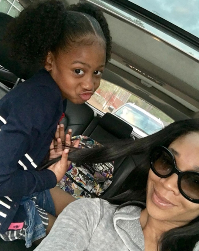 Mimi Faust Filed a Temporary Restraining Order Against Joseline