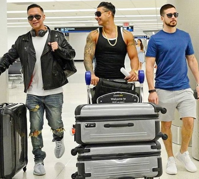 They're BAAACK Jersey Shore Family Vacation 4-4-18