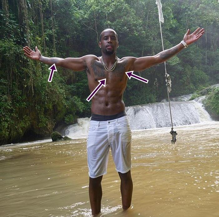 Safaree Samuels Has an Anaconda in His Pants