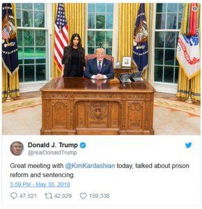Kim Kardashian West USING Influence for Propaganda