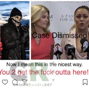 Teairra Mari Lawsuit Against 50 Cent + Akbar Dismissed